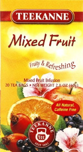 Mixed Fruit Tea (TEEKANNE) (Mixed Fruit Tea)