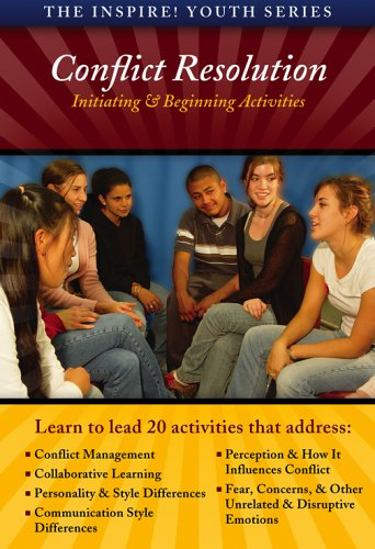 Conflict Resolution: Initiating & Beginning Activities