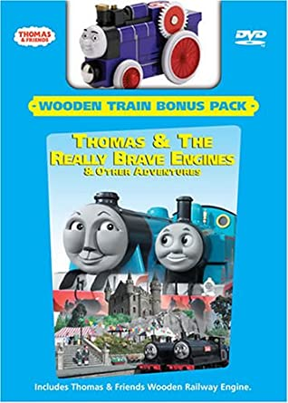 Amazon com: Thomas and Friends: Thomas and the Really Brave Engine