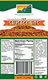 Mother Earth Products Sausage Bits TVP (2 cup mylar)