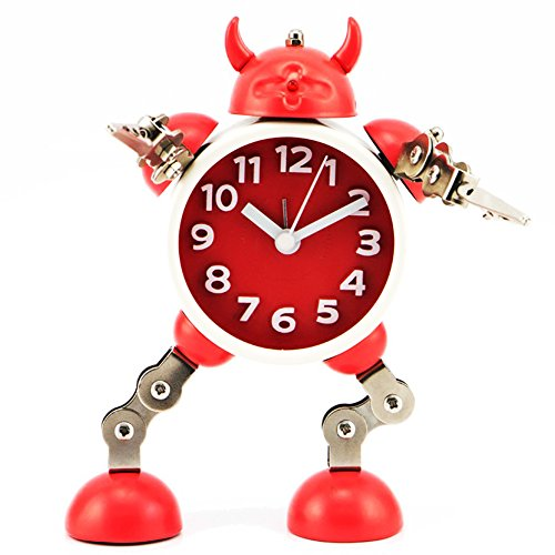 Very Cute Robot Alarm Clock