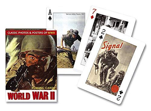 Piatnik 00 1492 World War II Playing Cards ()