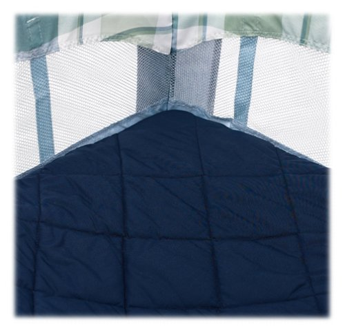 Pack 'n Play Playard Quilted Sheet - Navy