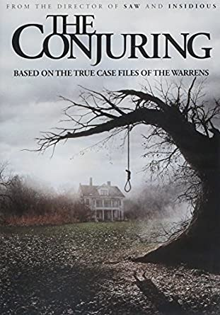 The Conjuring [DVD] cover