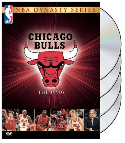 NBA Dynasty Series: Chicago Bulls - The 1990s by Team Marketing