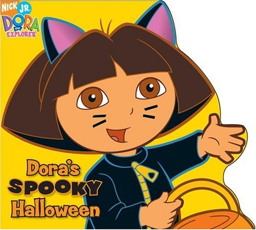 [Dora's Spooky Halloween (Dora the Explorer)] (Abe Froman Costume)