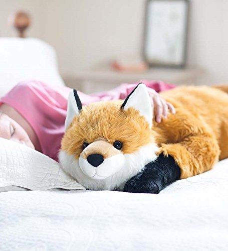fox-body-pillow