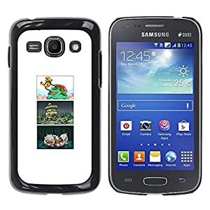Stuss Case / Funda Carcasa protectora - COMIC POKE JAPONÉS - Samsung Galaxy Ace 3
