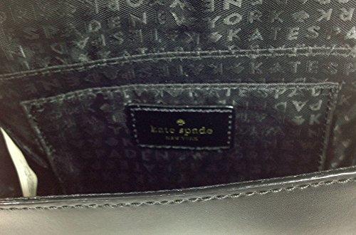 Kate Spade New York Lemon Street Gwen Camera Mini Crossbody Bag, Black/Gold