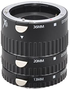 X-it XTETS Auto Focus Macro Extension Tube..