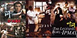 Ip Man Trilology 3 DVD Film set by Donnie Yen Sammo Hung and many more