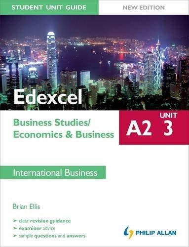 Download Edexcel A2 Business Studies pdf