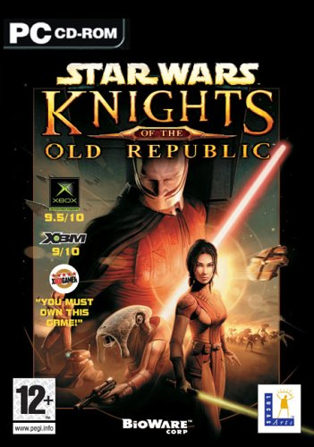 Star Wars Knights of old Republic (Computer Old Games)