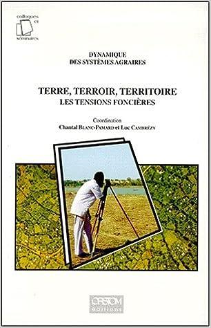 Amazon Fr Dynamique Des Systemes Agraires Terre Terroir