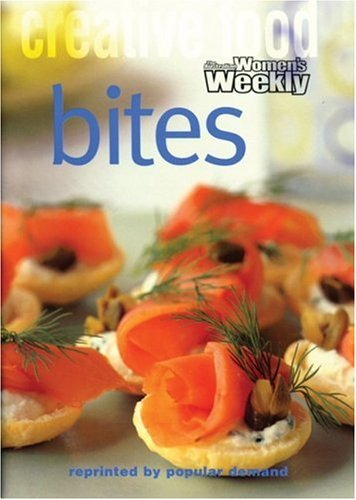 Read Online Creative Food - Bites (The Australian Women's Weekly Home Library) pdf