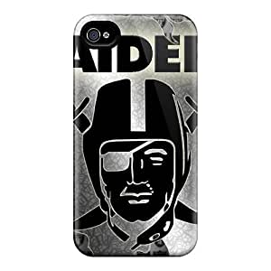 Iphone 5s CHD11712LSKC Support Personal Customs Fashion Oakland Raiders Pictures Shock Absorption Hard Phone Cases -JamieBratt