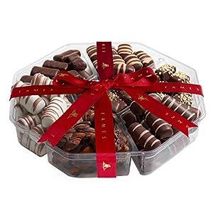 Fames Chocolates Gourmet Chocolate Gift - Seventh Heaven Chocolate Gift Assortment, Kosher (2.5 LB)