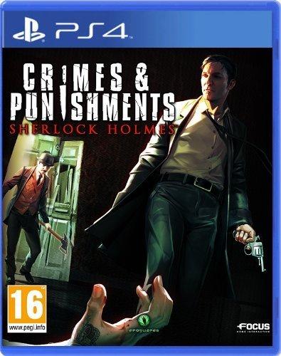 Crimes and Punishments: Sherlock Holmes (PS4) (UK IMPORT) (360 Sherlock Xbox Holmes)