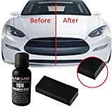 Promisy 30ML 10H Hardness High Gloss Ceramic Car Coating Kit Paint Sealant Protection - Anti-Scratch Exterior Care Paint Sealant (1pcs)