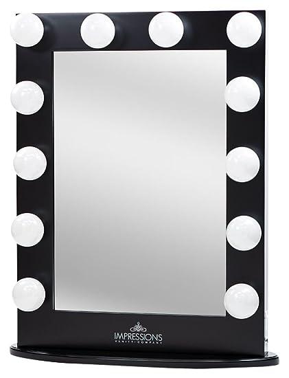 Amazon Com Impressions Vanity Hollywood Iconic Xl Vanity Mirror