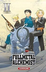 Fullmetal Alchemist - Intégrale, tome 2 par Hiromu Arakawa