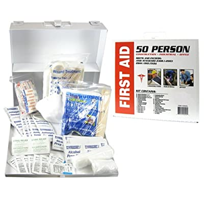 Tactical First Aid Kit: Guardian Fa50 50 Person First Aid Kit from DT