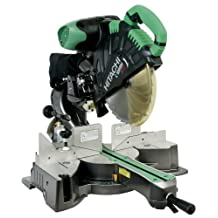 Hitachi C12RSH 15 Amp 12 -Inch Sliding Compound Miter Saw with Laser