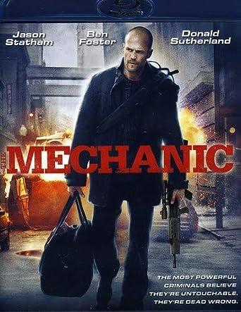 73e9a8c534416 Amazon.com  The Mechanic  Blu-ray   Jason Statham