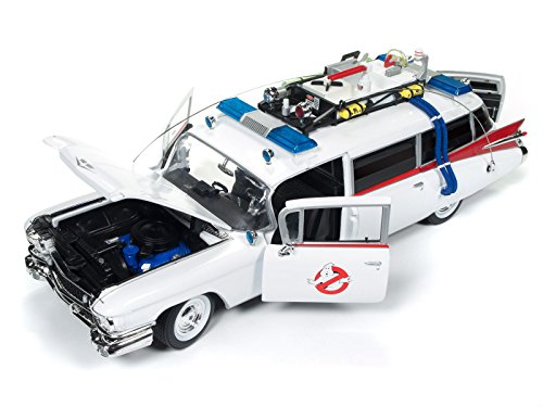 1959 cadillac ambulance ecto 1 from ghostbusters 1 movie. Black Bedroom Furniture Sets. Home Design Ideas