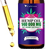 Hemp Oil 140 000mg for Pain