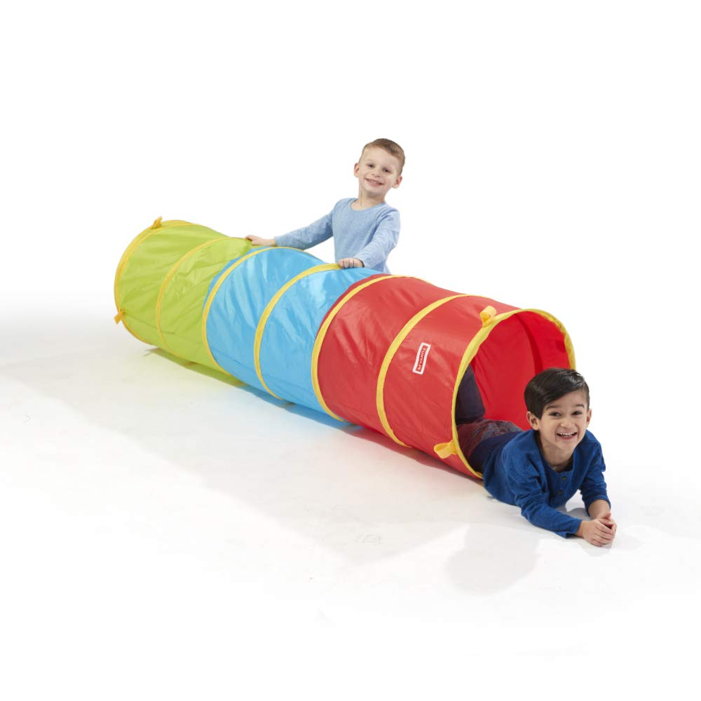 the latest 24e77 7a9aa Playhut 6 Ft Play Tunnel – Easy Pop-Up and Fold Down, Connect to other  Tents, Durable Materials