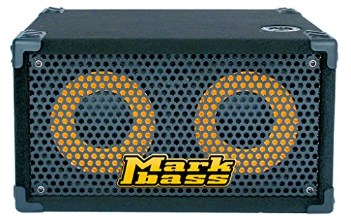 - Markbass Traveler 102P Rear-Ported Compact 2x10 Bass Speaker Cabinet 8 Ohm