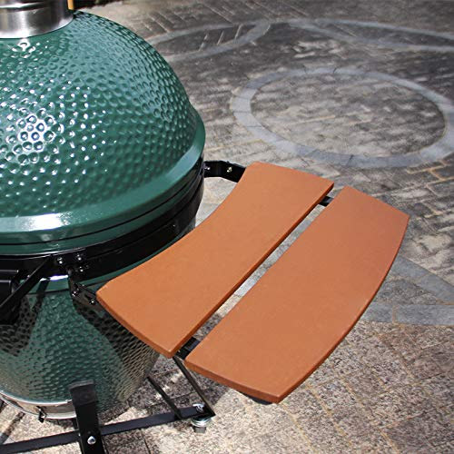 Stupendous Wrkama Egg Mates For Large Big Green Egg Grill Hdpe Folding Complete Home Design Collection Barbaintelli Responsecom