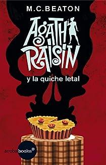 Agatha Raisin y la quiche letal par Beaton