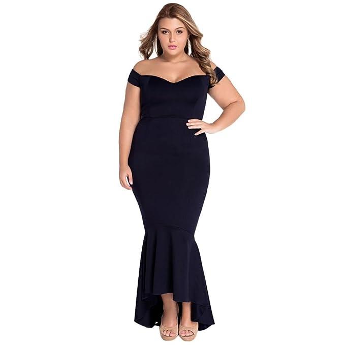 Vestidos de mujer sexy, VENMO Las Mujer Formales Fiesta de la Noche de la Sirena