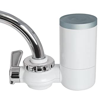 Amazon.com: Faucet Water Filter, 8 Stage Water Filtration Faucet ...