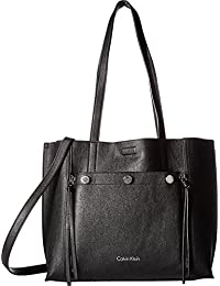 Womens Unlined Jet Link Tote