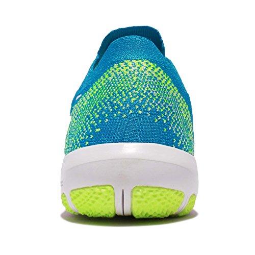 Blanc Bleu Wmns Vert Fantôme Nike Focus Brillant Free Flyknit Femmes 2 8HwYAA