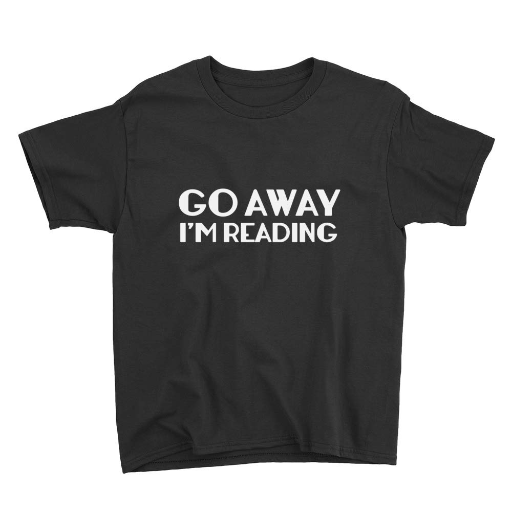 Subblime Go Away Im Reading Youth T-Shirt