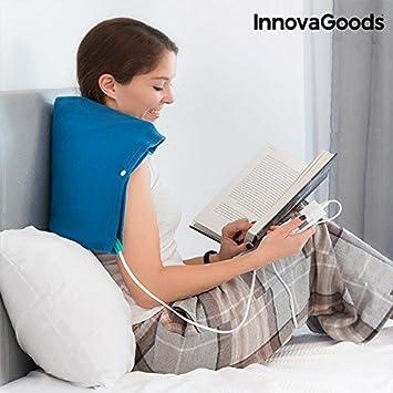 InnovaGoods IG115632 Almohadilla Eléctrica: Amazon.es: Salud y ...