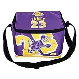 FOCO NBA Team & Player Zippered Lunch Bag