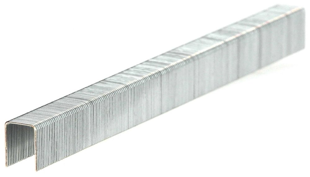 21GA 3/8'' Crown x 1/2'' Length Galv. 10,000-Pack BeA 71 Style Upholstery Staples