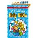NIrV, The Berenstain Bears Holy Bible, Hardcover (Berenstain Bears/Living Lights)