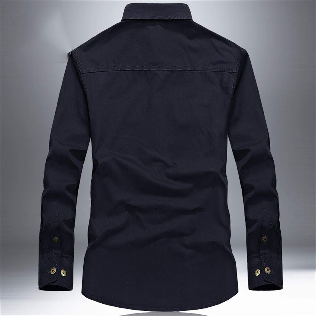 Outdoor Hiking Shirt Jacket Shirts Military Tactical Training Mens Long Sleeve Shirts