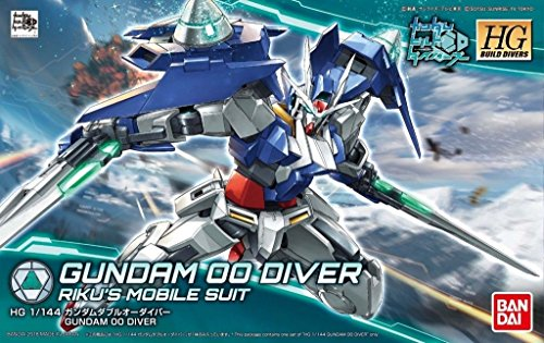 Bandai-HGBD-1144-Gundam-Double-O-Diver-Plastic-Kit