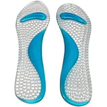 HappyFeet Ball of Foot Cushion & Arch Support Metatarsal Pad Cushion for High Heels Pain Relief