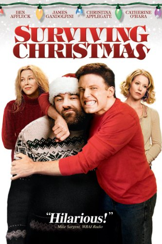 DVD : SURVIVING CHRISTMAS