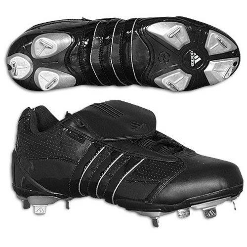 Adidas Man Excelsior Metall Dubbarna (låga) Svart / Svart