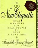 The New Etiquette, Marjabelle Young Stewart, 0312156022