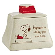 Peanuts Typewriter Ceramic Box